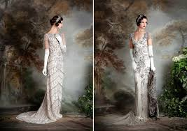 deco wedding dress eliza howell deco inspired wedding dresses