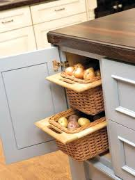 kitchen cabinets baskets kitchen baskets storage genius kitchen cabinet storage hack pull out