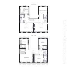 Duplex Plan The Lancasters Four Bedroom Duplex Penthouses