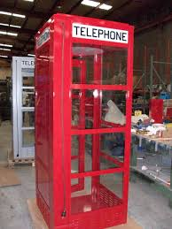 telephone booth metal superman telephone booth booths enclosures payphone