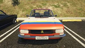 peugeot 504 1976 peugeot 504 coupé add on replace gta5 mods com