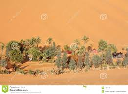 Oasis Map Image Gallery Of Sahara Desert Oasis Map