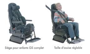 siege handicapé siege gs 2 carrosserie bourdon sas