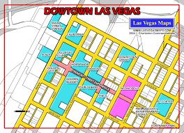 map las vegas and grand las vegas maps downtown