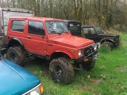 jeep samurai for sale suzuki samurai for sale in oregon north american classifieds