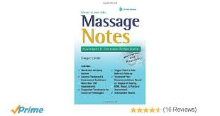 massage notes a pocket guide to assessment u0026 treatment fa