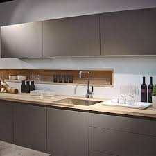 Modern Gray Kitchen Cabinets New Poggenpohl Colour Grey Here Is Combination With Spekva