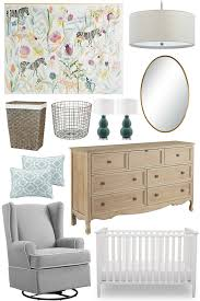 nursery inspiration colorful wall mural a little less becomes a try a large colorful wall mural instead of the semi permant wallpaper it is easy to take