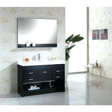 wonderful bathroom vanity offset sink vanities single sink vanity