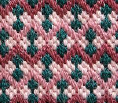 needlepoint stitch collection 2 wonderful stitches
