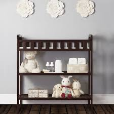 Changing Table Shelves by Baby Changing Table Diaper 6 Basket Drawer Storage Nursery Home