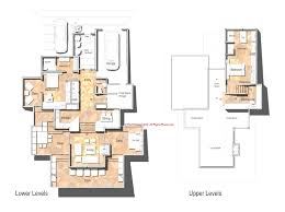 small home floor plans modern slope roof villa kerala home design and floor plans simple