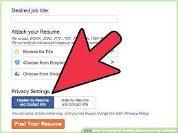 careerbuilder resume database free trial cover letter human