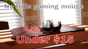 no frills gaming mouse 15 marvo m 315 1600 dpi mouse and
