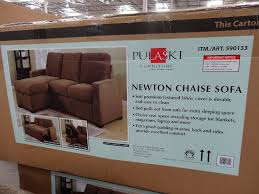 Sectional Sofas Costco by Newton Chaise Sofa