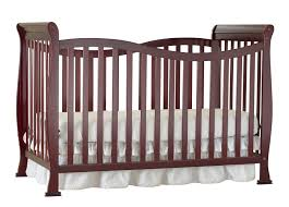 Dream On Me 4 In 1 Portable Convertible Crib by Cribs Cherry Kmart