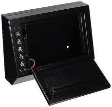 Safe Cabinet Electronic Pistol Box Handgun Safe Cabinet Lock Gun Security Vault