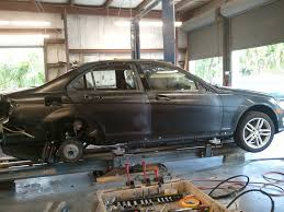 auto body repair in port st lucie towing car painting gallery