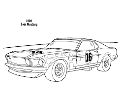 free coloring pages of mustang cars ford mustang coloring pages mustang car coloring pages classic ford