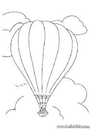 air balloon coloring pages coloring pages printable