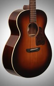 Washburn Comfort Series Washburn Revival Series Solo Deluxe Acoustic Guitar Zzounds