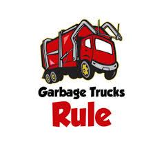 garbage trucks for kids surprise garbage trucks rule youtube