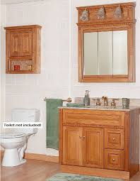 Oak Framed Bathroom Mirrors Newport Oak Bathroom 36
