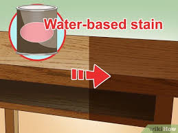 what of stain should i use on my kitchen cabinets 4 ways to stain stain wikihow
