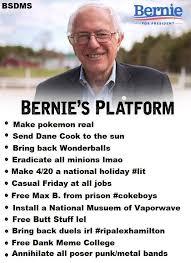 Make Memes For Free - bernie dank memes dankberniememes twitter