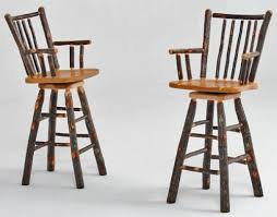 Bar Stool With Arms Bar Stools Archives Woodland Creek Furniture