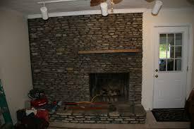 interior angelic interior designs using black fireplace mantel