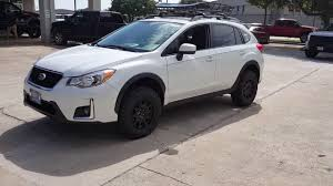 subaru xv crosstrek lifted 4x4works com 2017 subaru crosstrek custom suspension lift wheels