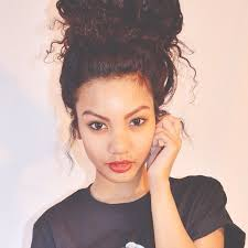 pics of black pretty big hair buns with added hair 191 best hair buns images on pinterest braids hair and make up