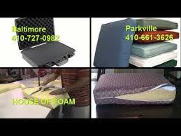 Custom Cut Upholstery Foam House Of Foam Custom Cut Foam Seat And Cushion Replacment Foam