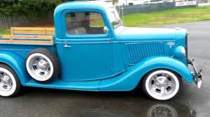 Old Ford Truck Grills - 1936 ford pickup youtube