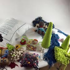 moose on the loose crochet diorama yarn artistry the crochet crowd