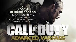 audiomachine draconian dream call of duty advanced warfare