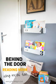 diy kids reading nook behind the door u2022 grillo designs