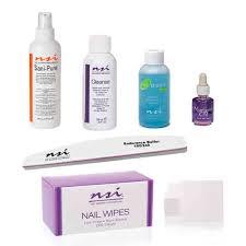 nail preparation for acrylic gel gel polish nsi australia