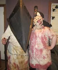Pyramid Head Halloween Costume Halloween Costume Contest Intensifies U2013 Bwog