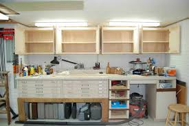 Building Wood Garage Shelves by Garage Storage Cabinet Plans Storage Decorations