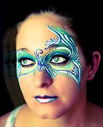 fantasy eyeshadow designs fantasy makeup artistry barefooterfly studio