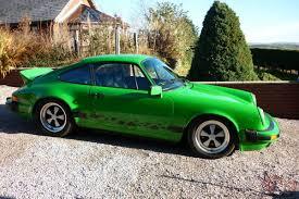 porsche viper green 911 1974 rs replica 1984