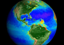 map eath nasa map of earth 20 years highlights astonishing impact of