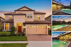 Villas With Games Rooms - 7 bed vacation homes in orlando pool home rentals and more