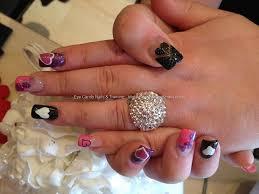 45 latest heart nail art designs for trendy girls