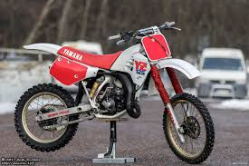 yamaha yz 125 125 cm 1987 helsinki motorcycle nettimoto
