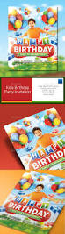 7 best birthday invitation templates images on pinterest