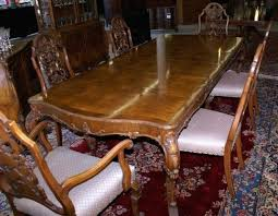 antique dining room sets antique dining room table chairs neoclassical xvi reproduction