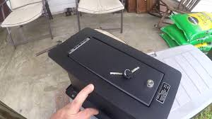 Dodge Gun Vaults Lock U0027er Down Safes Youtube